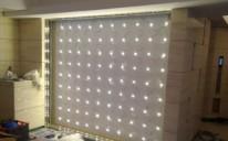 光壁施工LED