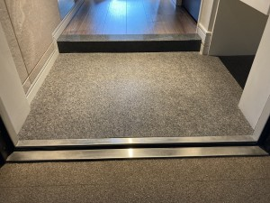 大理石の床