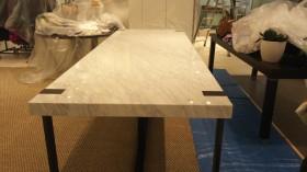 大理石テーブル什器