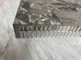 大理石ハニカム複合板