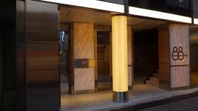 オニキスビアンコ光壁