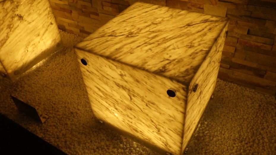 大理石照明器具