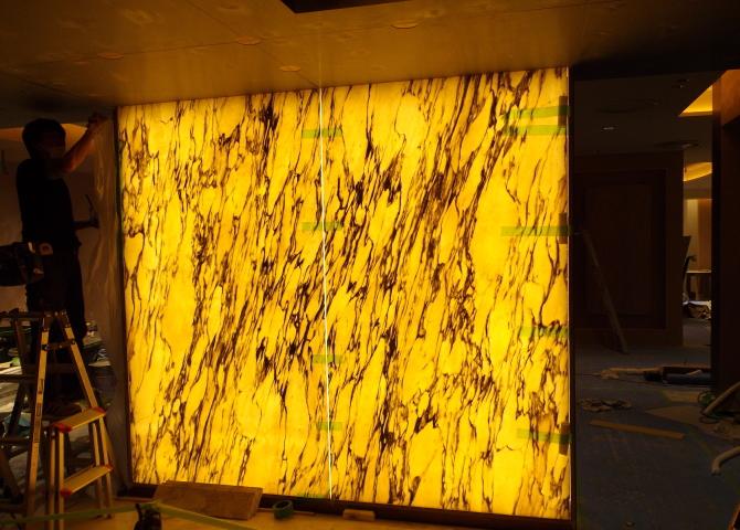 光壁の施工方法4取付方法2