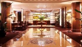大理石ホテルエントランス