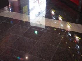 御影石複合板床